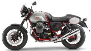 2016 Moto Guzzi V7 RACER