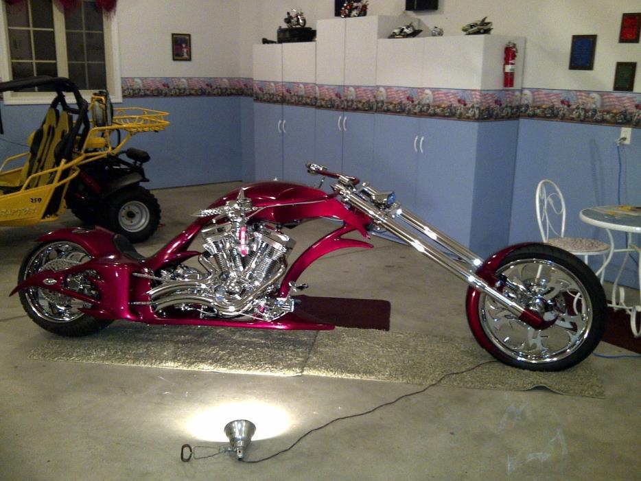 2011 Custom CHOPPER