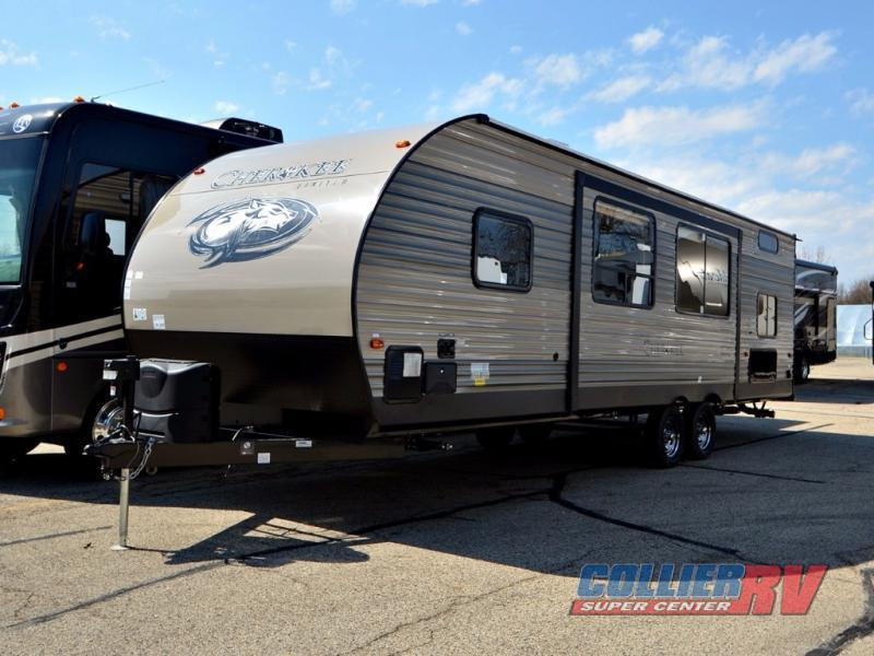 2018 Forest River Rv Cherokee 274DBH