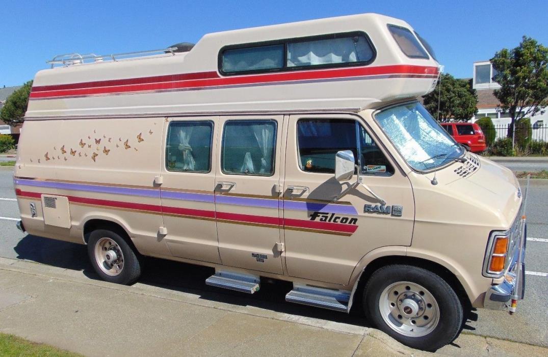 1985 Dodge 1500