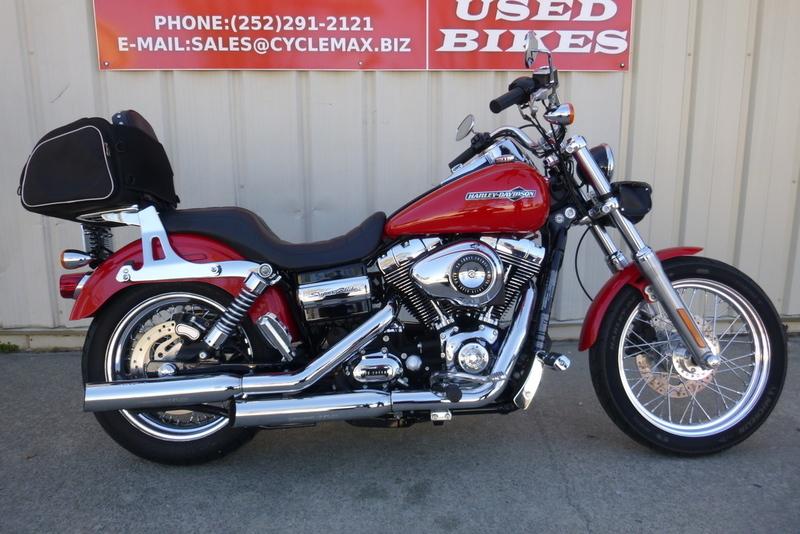 2011 Harley-Davidson FXDC - Dyna Super Glide Custom
