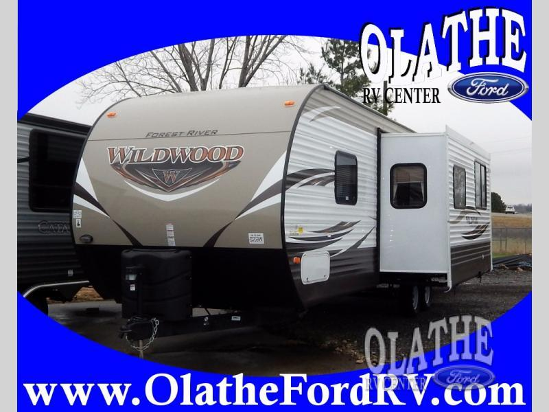2018 Forest River Rv Wildwood 30KQBSS
