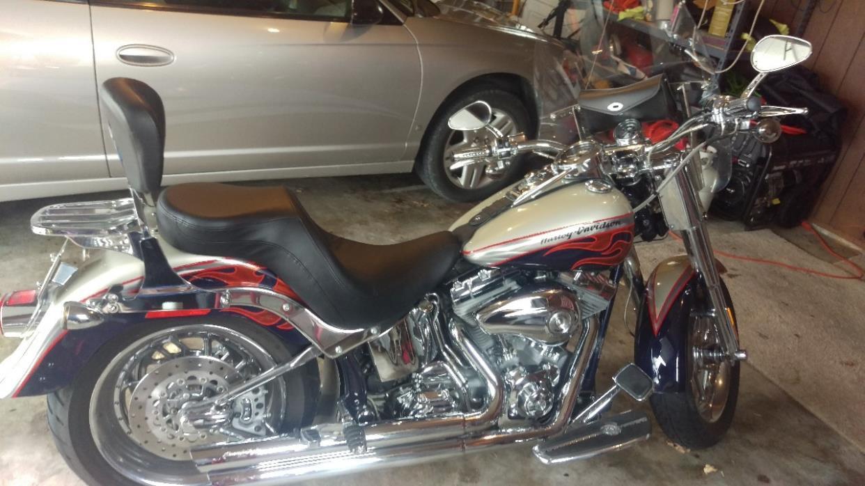 2006 Harley-Davidson FAT BOY CVO
