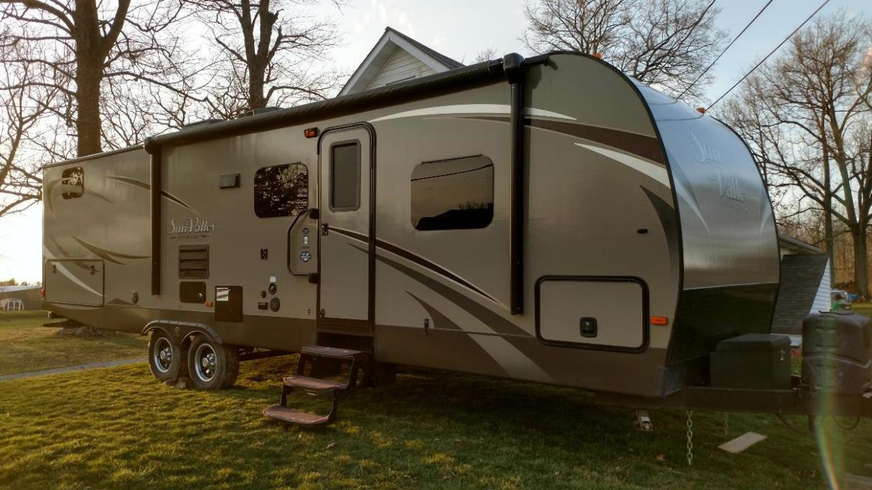 2014 Evergreen SUN VALLEY S280BHLTD