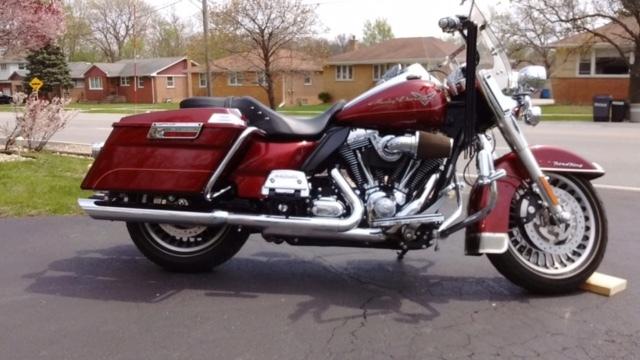 2009 Harley-Davidson ROAD KING CUSTOM