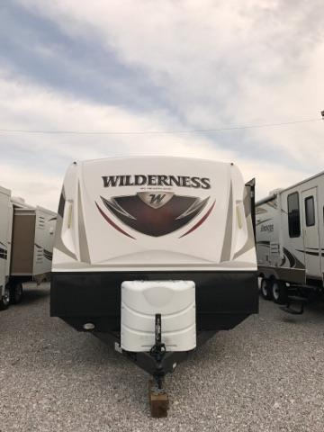2017 Heartland Rv Wilderness WD 3175RE