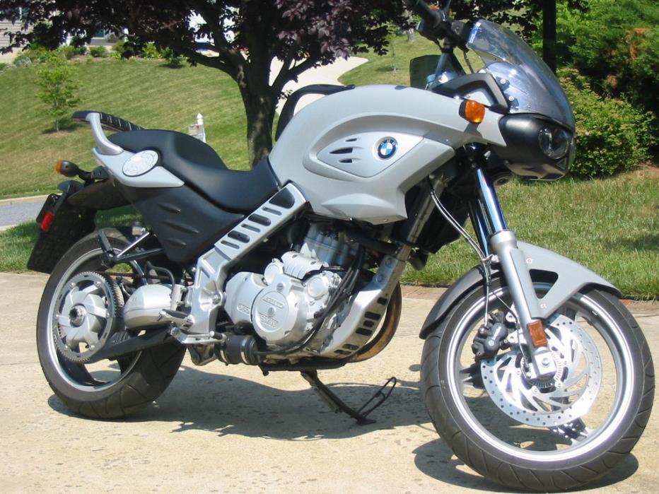 2005 BMW F 650 CS