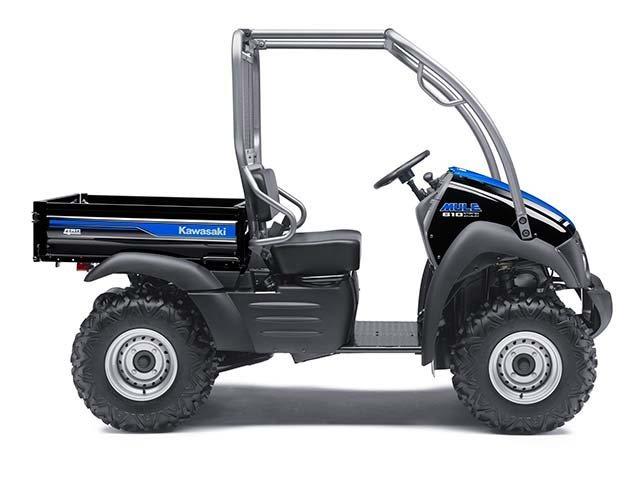 2014 Kawasaki Mule™ 610 4x4 XC