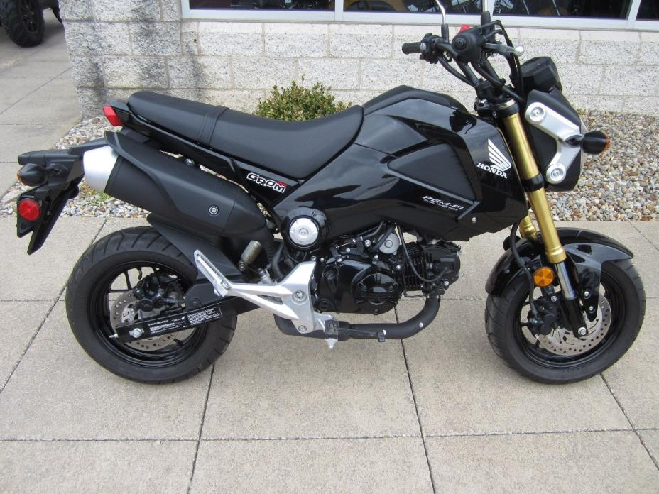 Honda Grom Motorcycles For Sale In Ohio
