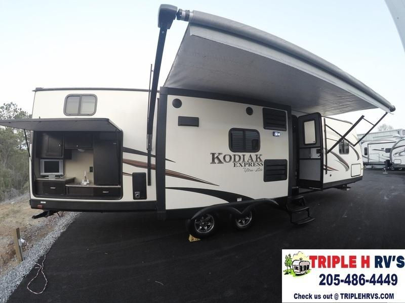 2015 Dutchmen Kodiak Express 303BHSL