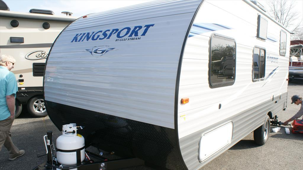 2018 Gulf Stream Kingsport Super Lite 198BH
