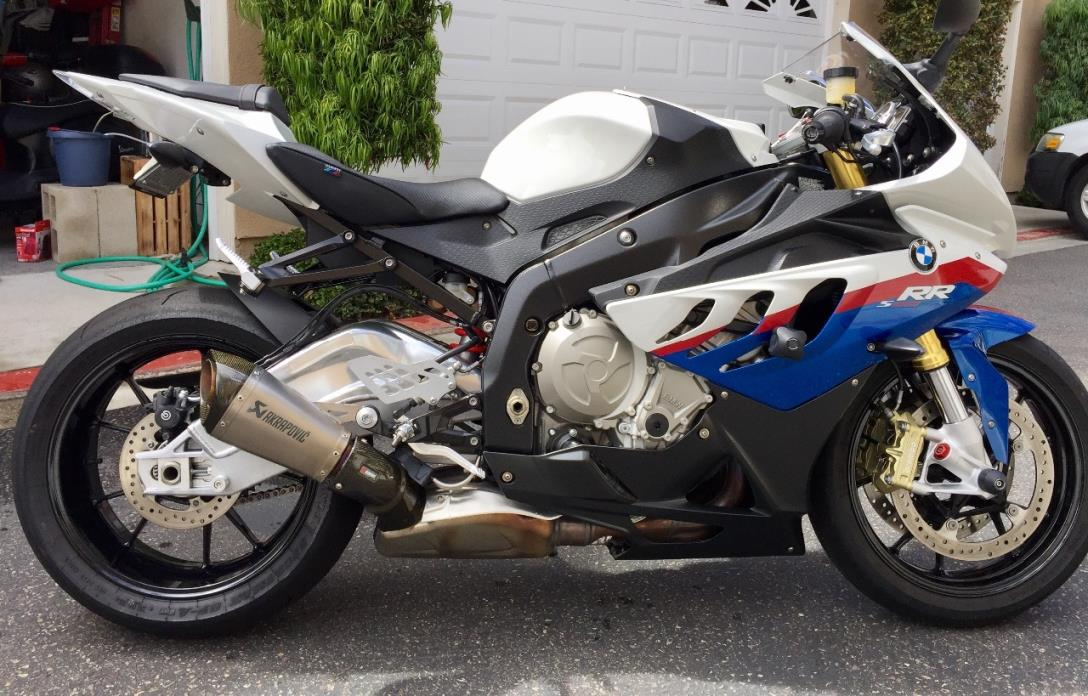 Bmw S1000rr Motorcycles For Sale In San Diego California