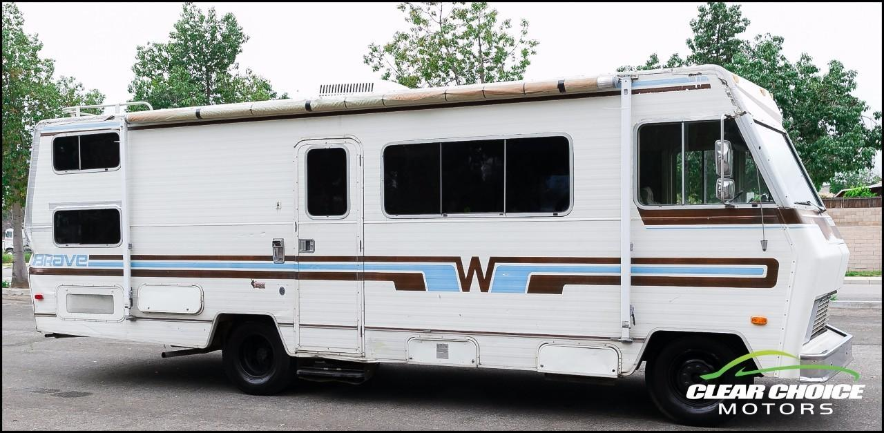 1982 Winnebago BRAVE 26RB