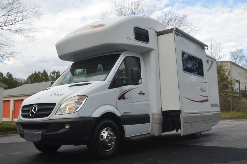 2008 Winnebago View 24H Mercedes 3 L 6 Cylinder