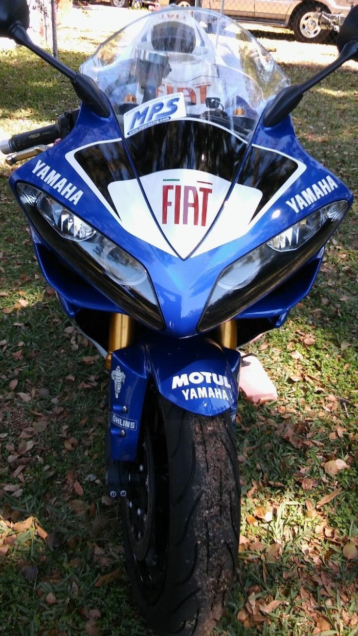 2007 Yamaha FZR1000 A