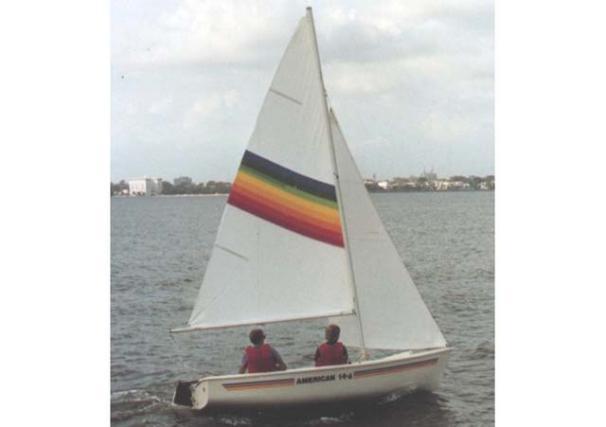 1993 American Sail 14.6