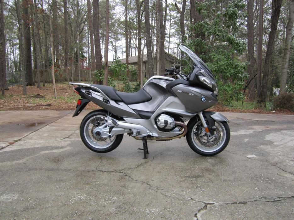 bmw r1200rt motorcycles for sale in atlanta georgia. Black Bedroom Furniture Sets. Home Design Ideas