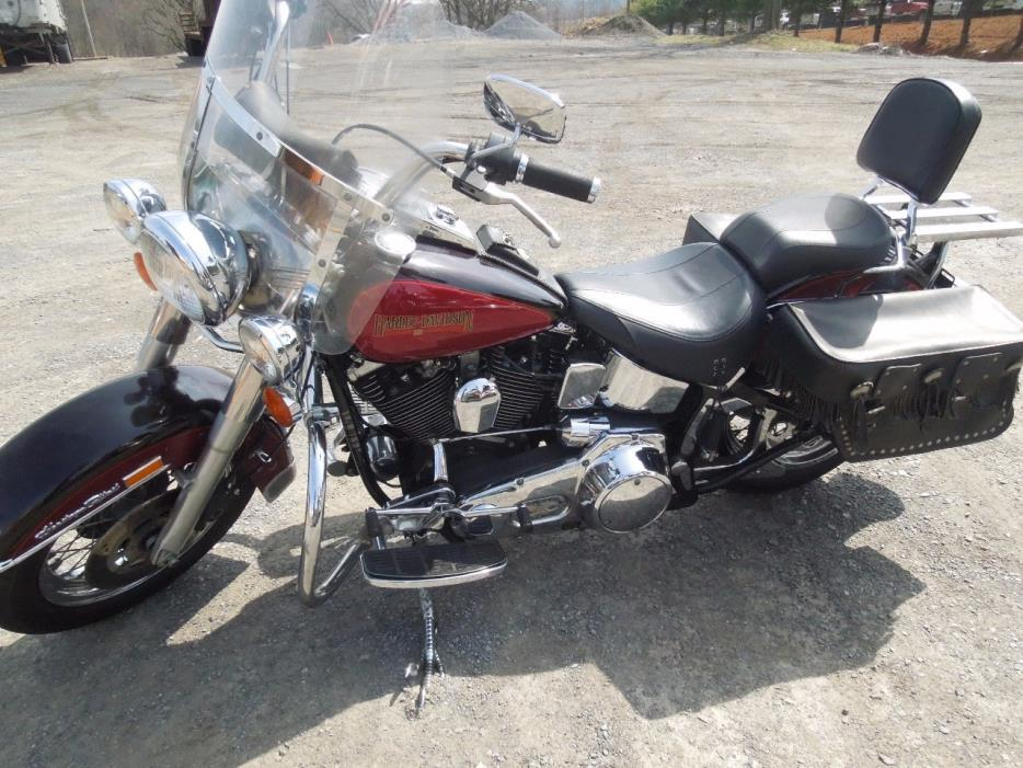 1988 Harley-Davidson HERITAGE SOFTAIL
