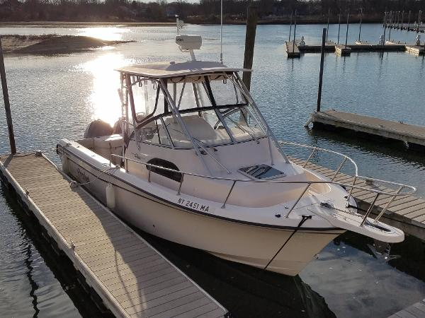 2005 Grady-White Sailfish 282