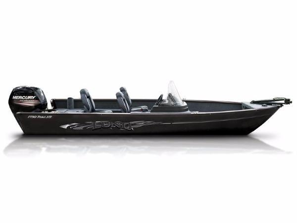 2017 Lund 1750 Rebel XS Sport