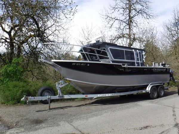2012 Duckworth Offshore 26'