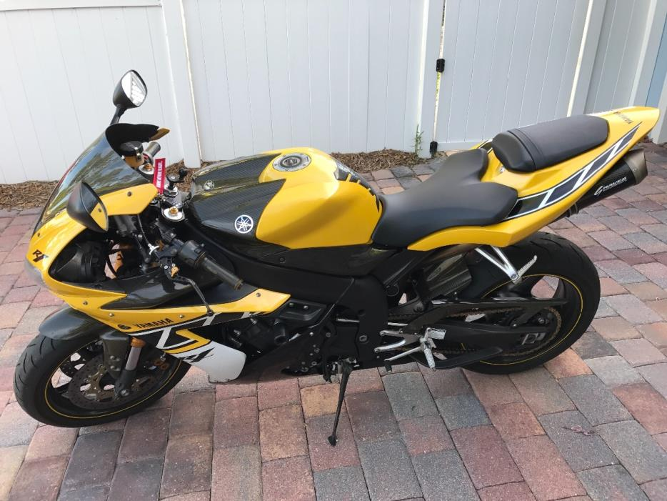 2006 Yamaha YZF R1 60TH ANNIVERSARY EDITION