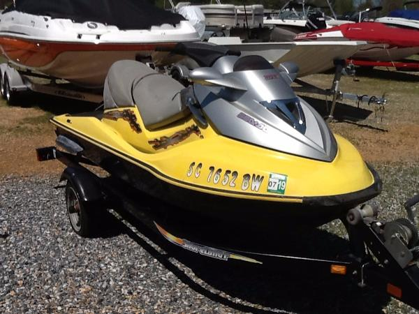 Sea Doo Gtx 4 Tec Supercharged boats for sale in South Carolina