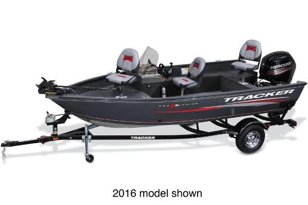 2017 Tracker Pro Guide V-16 SC