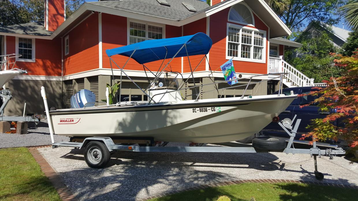 1983 Boston Whaler OUTRAGE
