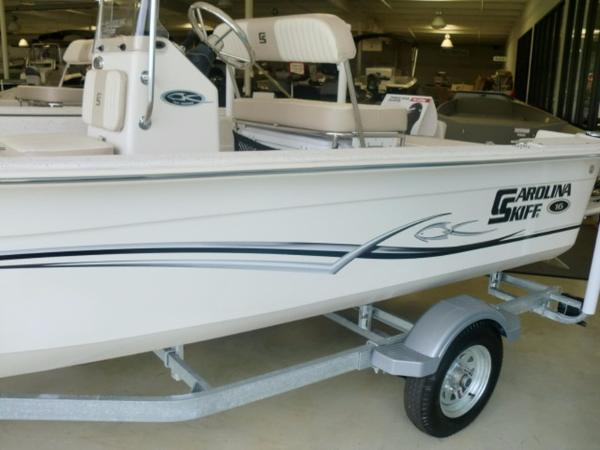 2016 Carolina Skiff JVX Series 16CC