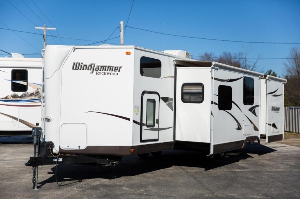 2014 Rockwood Windjammer 3006WK