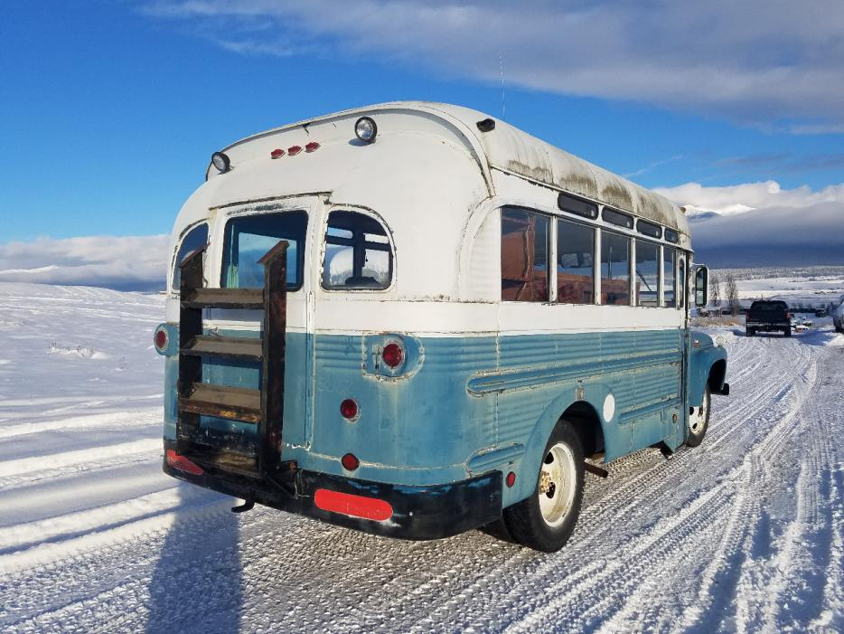 1963 Ford MID SIZE BUS, 3