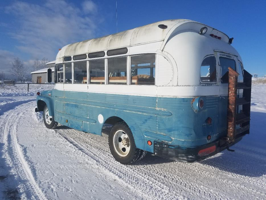 1963 Ford MID SIZE BUS, 1
