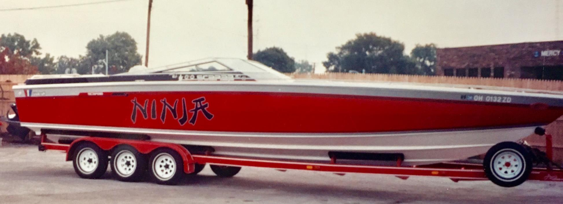 1988 Wellcraft SCARAB