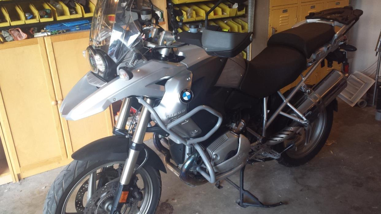 bmw motorcycles for sale in los angeles, california