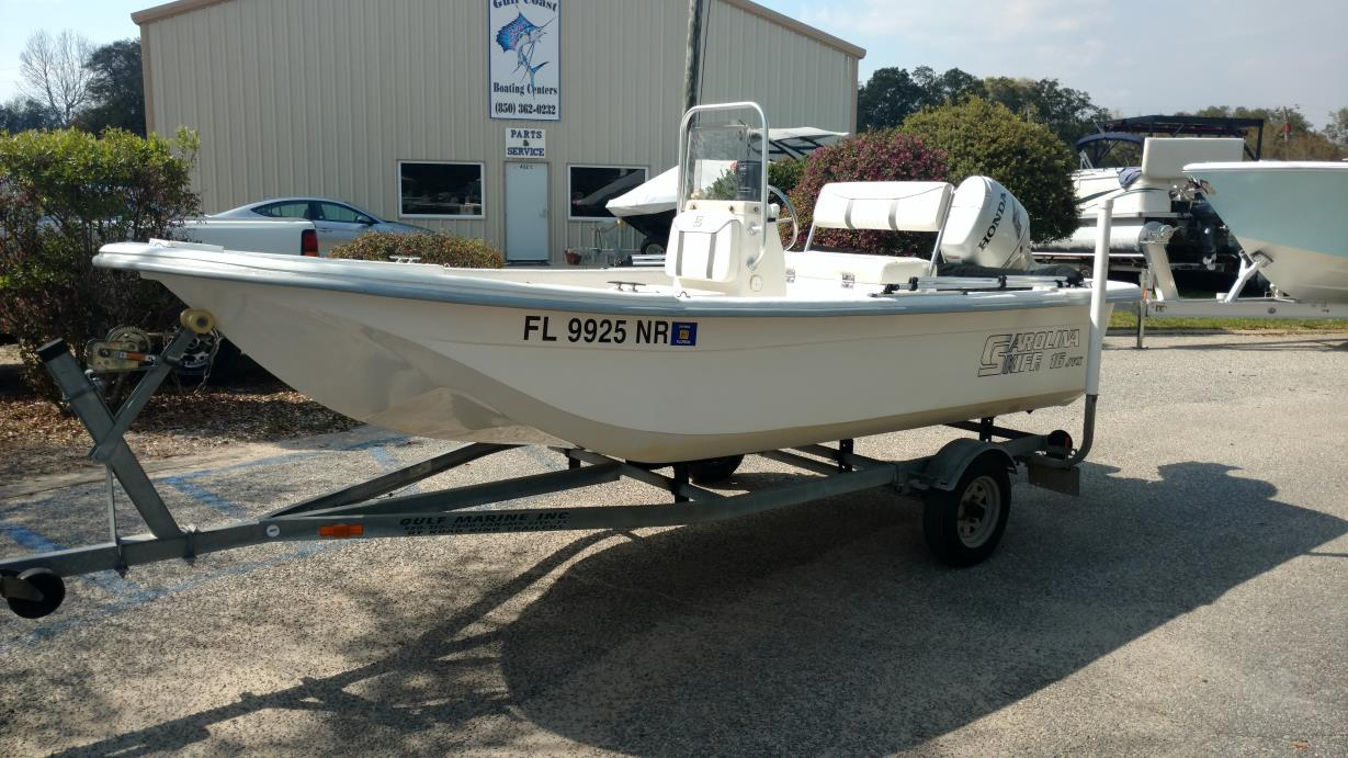 2008 Carolina Skiff JVX-Series JVX16CC