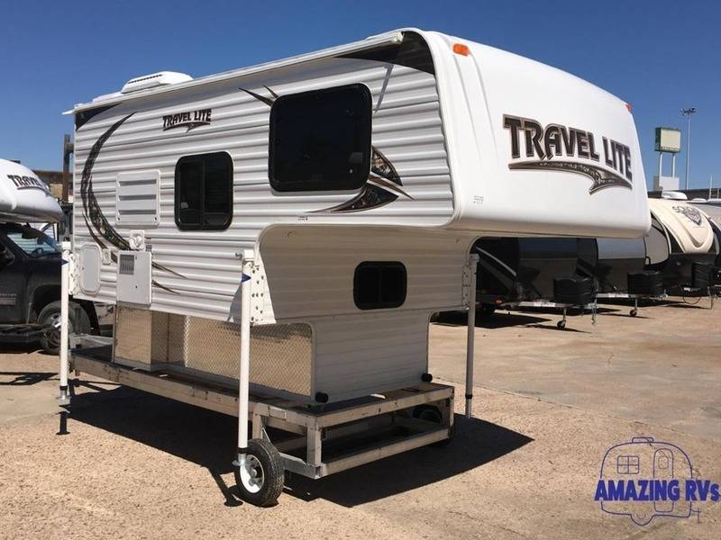 2017 Travel Lite Super Lite Mid Sized Trucks 770R