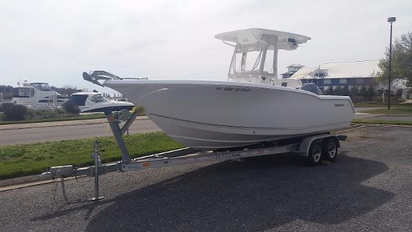 2014 Tidewater 230 CC