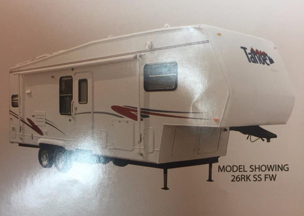 2000 Thor Motor Coach TAHOE 26RKS