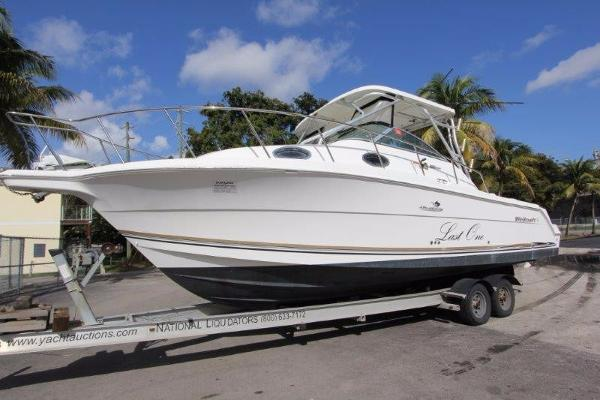 2003 Wellcraft 290 Coastal