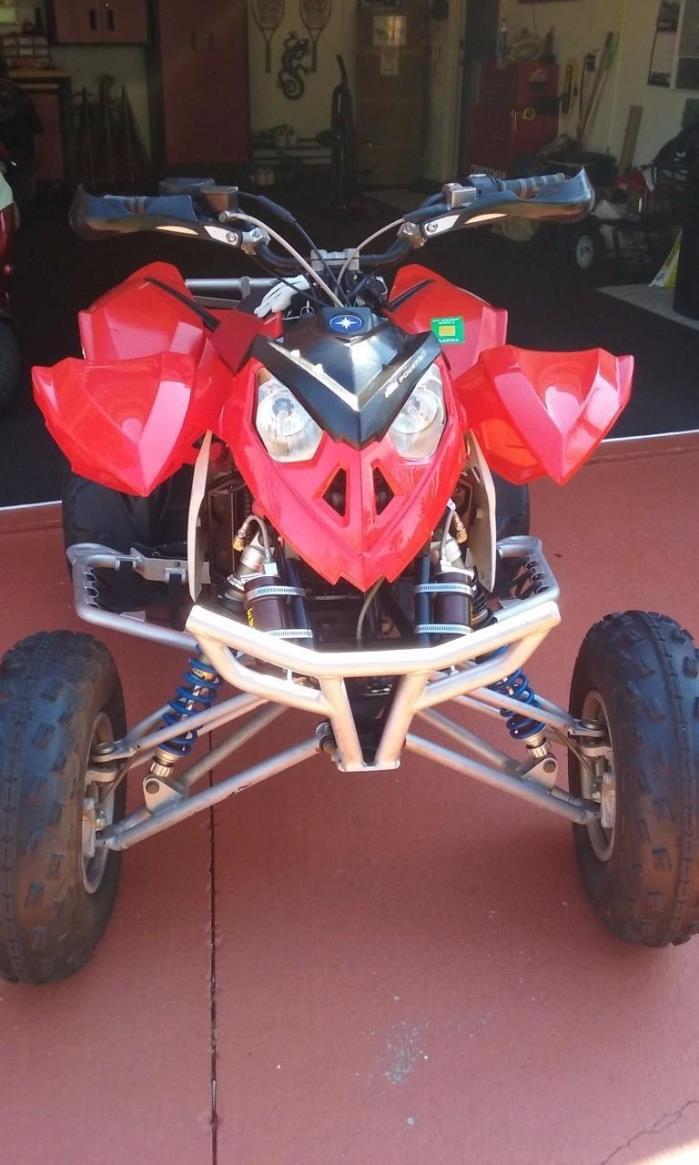 2007 Polaris OUTLAW 525 S