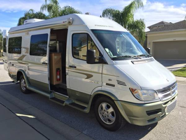 2006 Pleasure Way PLATEAU TS