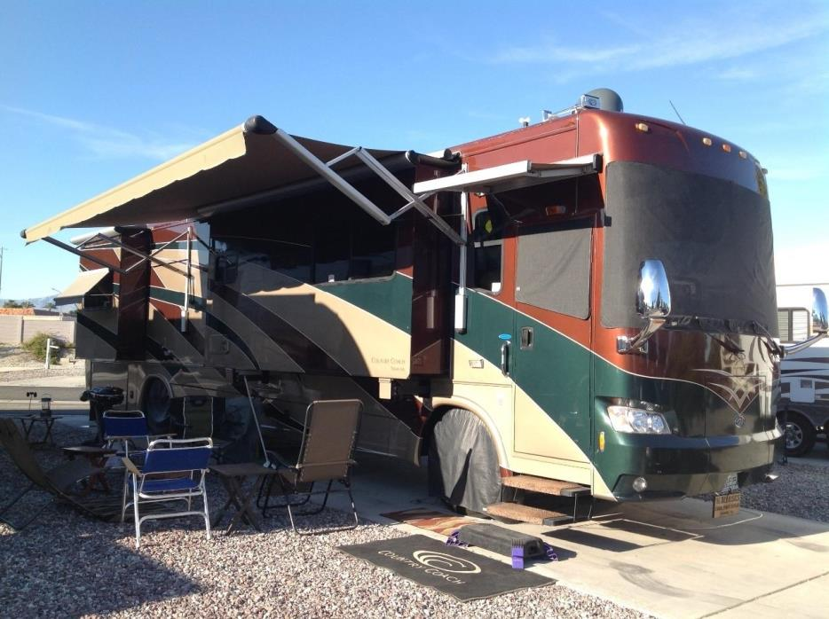 2007 Country Coach TRIBUTE 40SEQUOIA