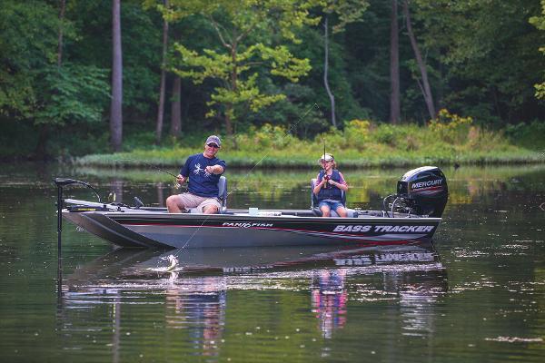 2015 Tracker Panfish 16