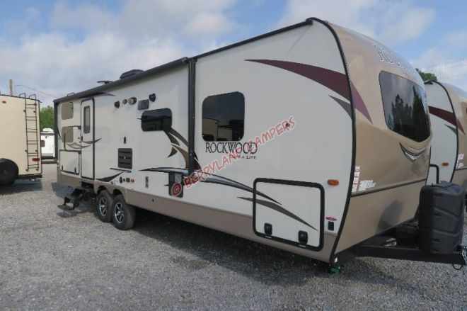 2018 Forest River Rockwood 2706WS