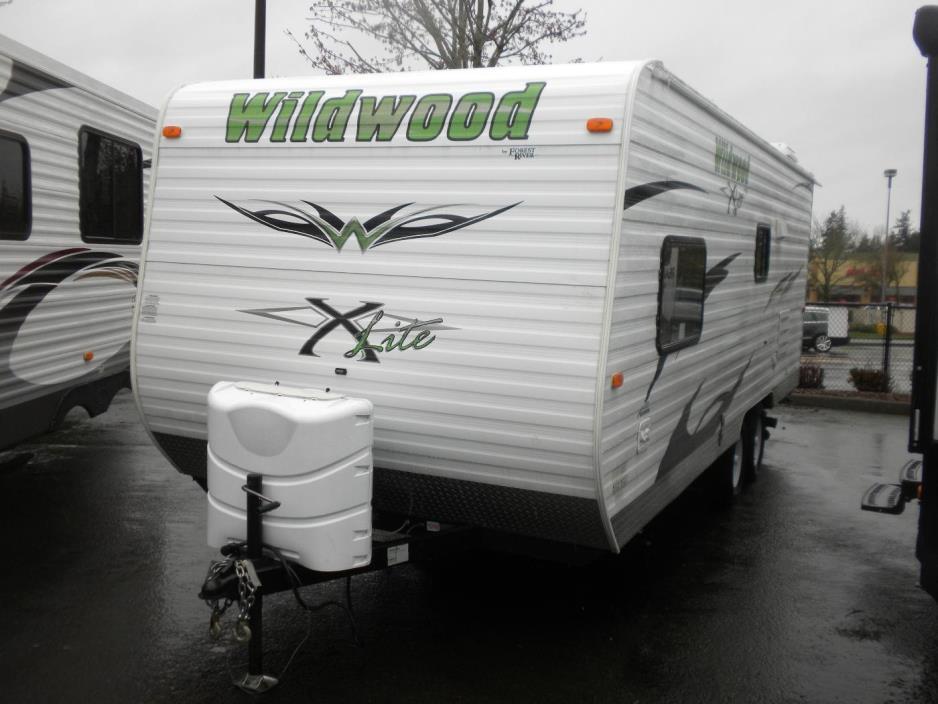2012 Wildwood 19