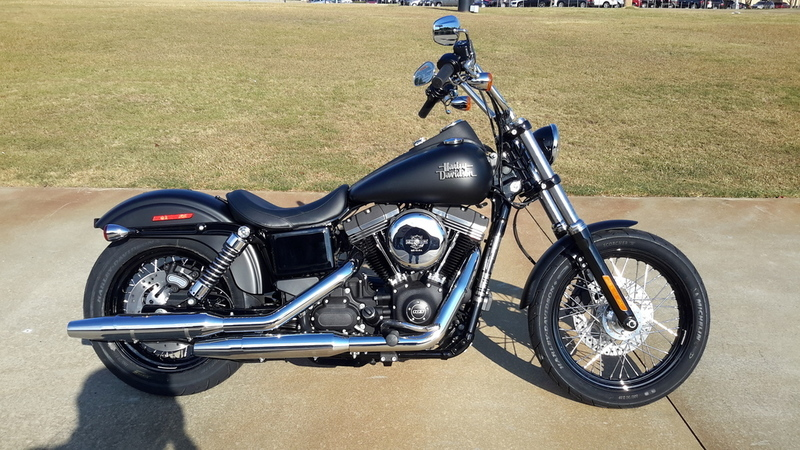 Harley Street For Sale Macon Ga >> Harley Street Bob Motorcycles for sale in Macon, Georgia