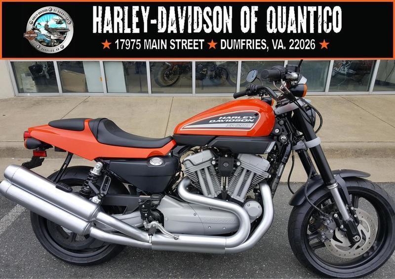 2009 Harley-Davidson XR1200 - Sportster XR1200