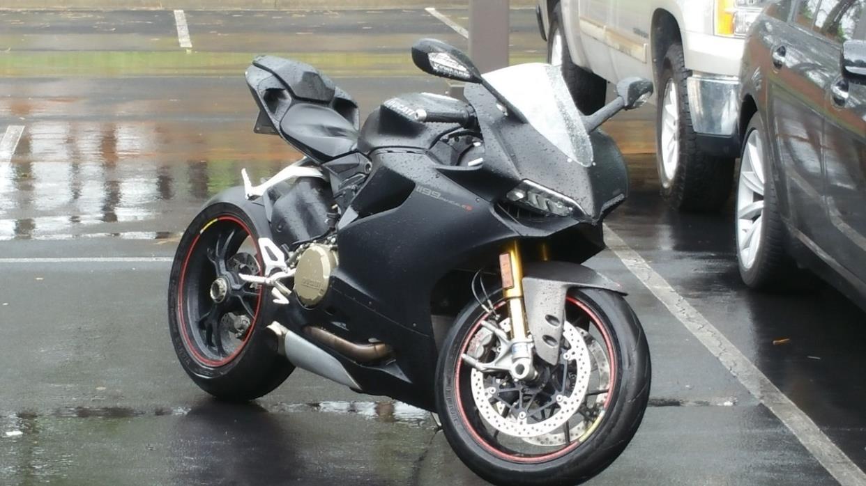 2014 Ducati SUPERBIKE 1199 PANIGALE S