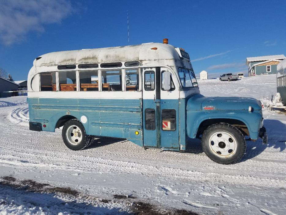 1963 Ford MID SIZE BUS, 2